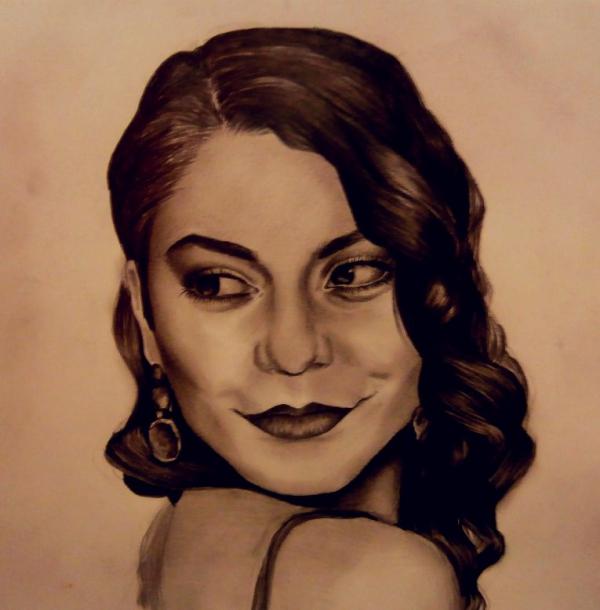 Vanessa Hudgens by maya